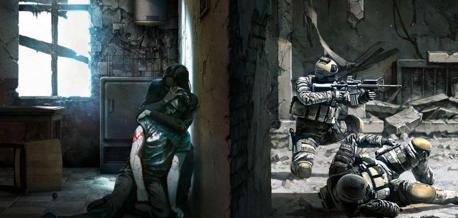 This War of Mine-The Little Ones è disponibile su Steam