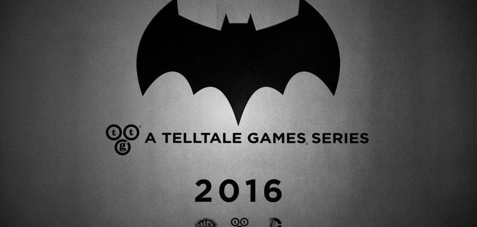 Telltale annuncia un loro gioco basato su Batman e il periodo di uscita di The Walking Dead
