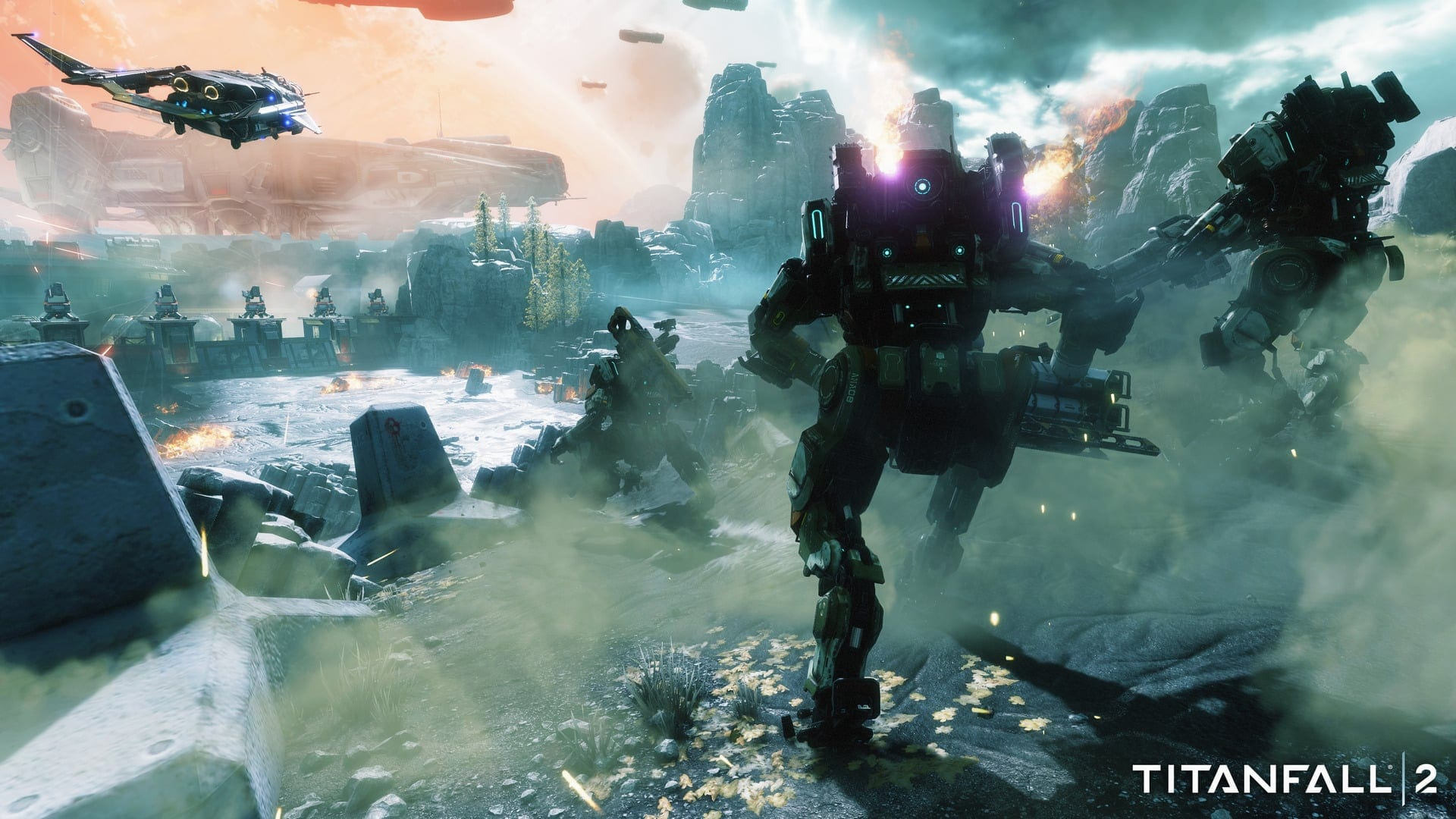 Titanfall 2 - Primo Trailer Multiplayer