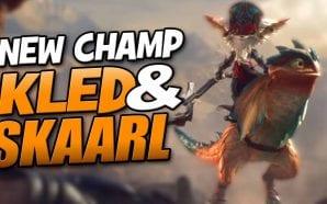 League of Legends presentato nuovo champion