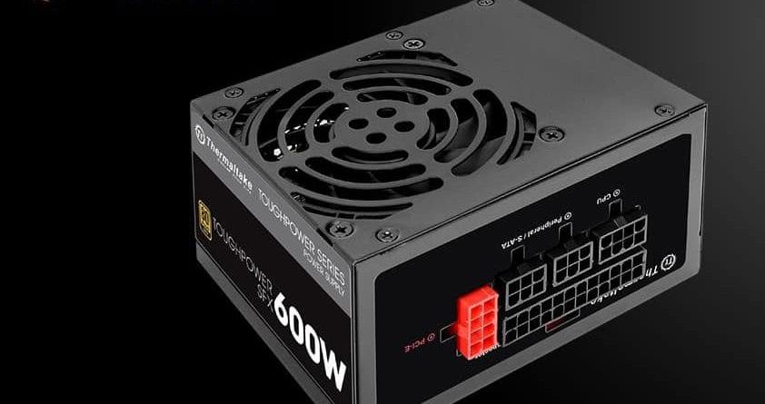 Thermaltake New Toughpower SFX Gold Series
