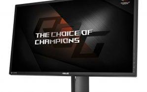 Monitor ASUS ROG PG248Q – 180 Hz e NVIDIA G-Sync