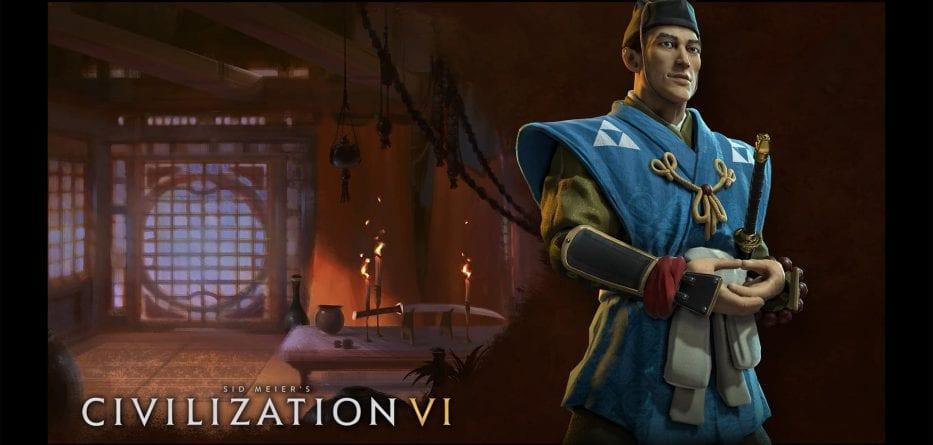 Hojo Tokimune guida il Giappone in Civilization VI