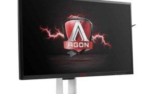 """AOC presenta i nuovi monitor AGON AG241QG & AG241QX per il gaming da 24"""" in QHD 1"""