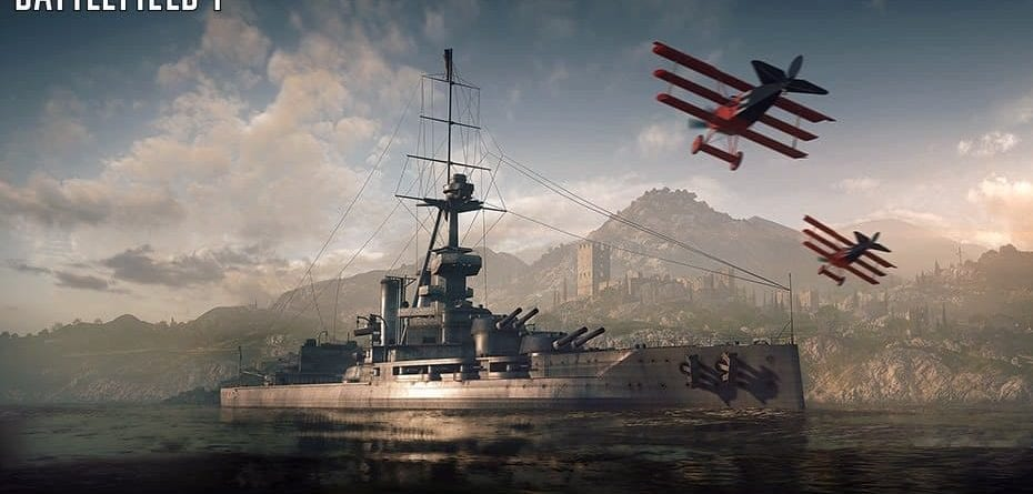 Battlefield 1, rilasciati tre nuovi splendidi screenshot 1
