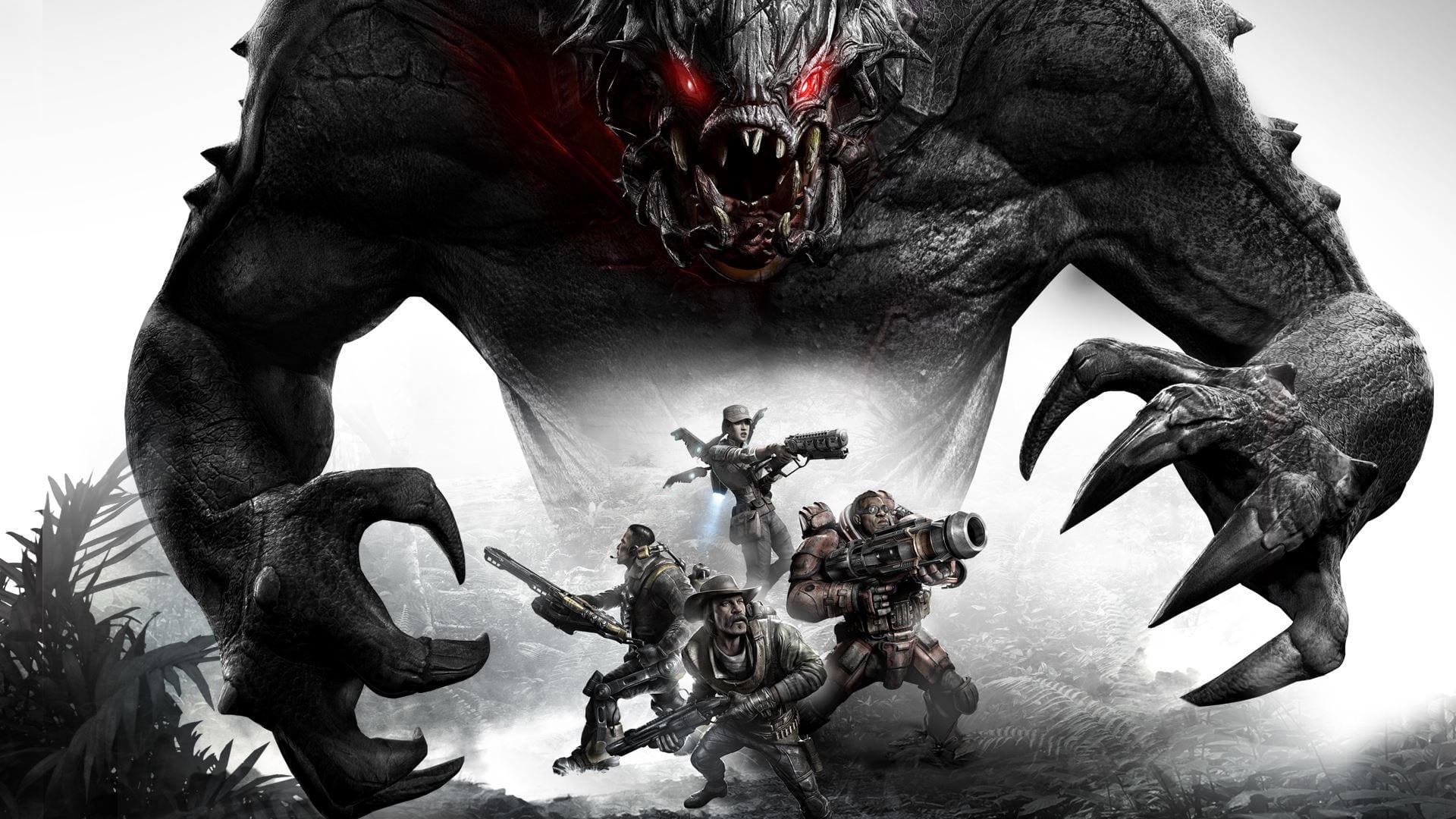 Evolve diventa free-to play, la beta inizia oggi