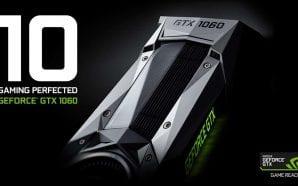 NVIDIA GeForce GTX 1060 anticipazioni tecniche e primi test