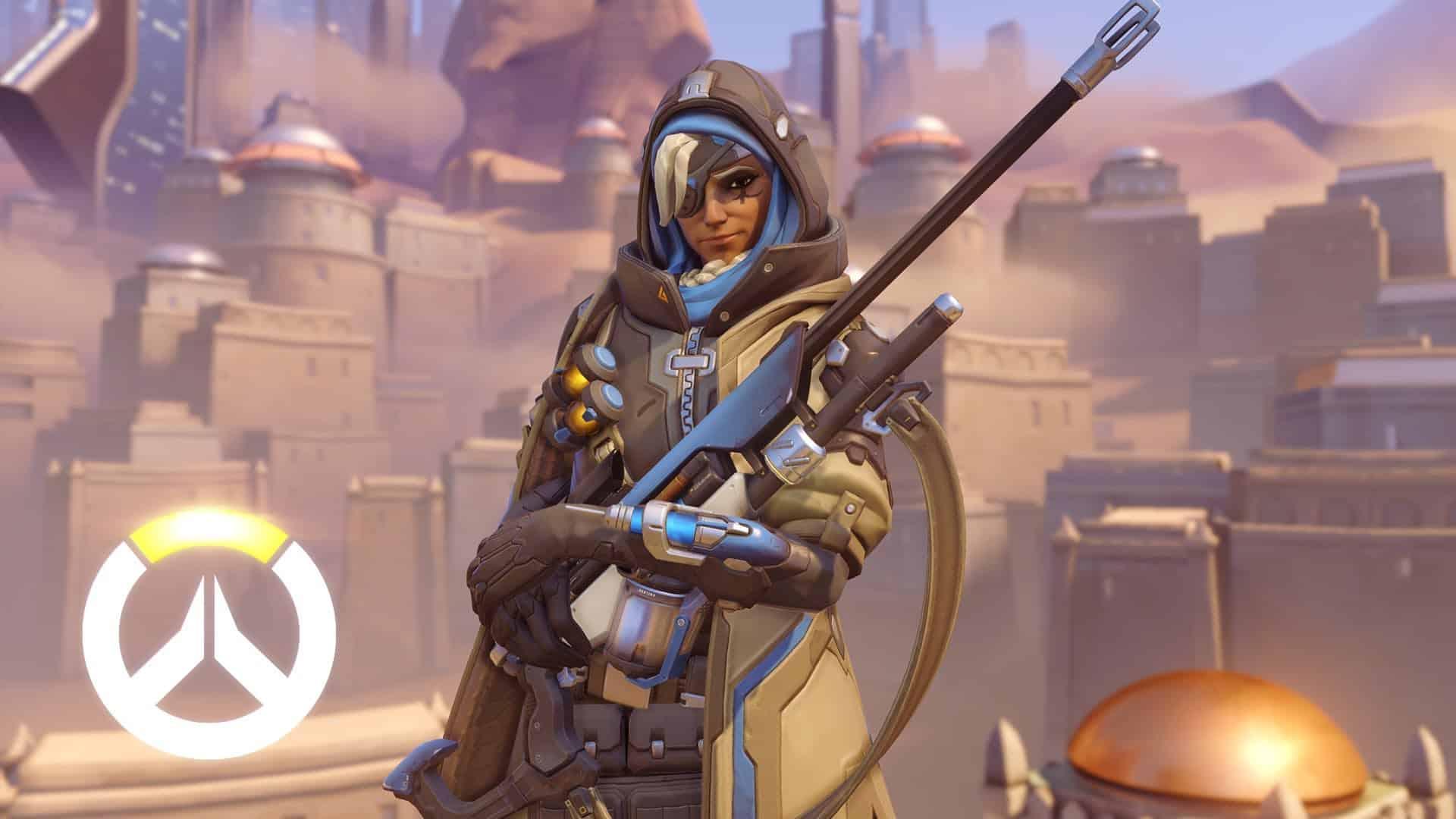 Overwatch: Rilasciato il fumetto per il nuovo personaggio Ana