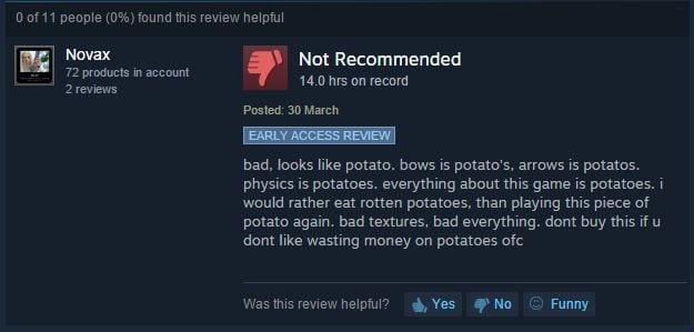pc gaming le recensioni piu divertenti steam 1 - Le recensioni più divertenti su Steam