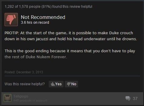 pc gaming le recensioni piu divertenti steam 2 - Le recensioni più divertenti su Steam