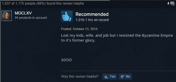 pc gaming le recensioni piu divertenti steam 4 - Le recensioni più divertenti su Steam