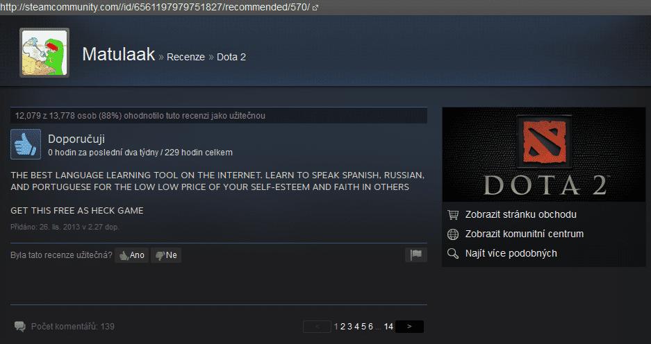 pc gaming le recensioni piu divertenti steam 5 - Le recensioni più divertenti su Steam