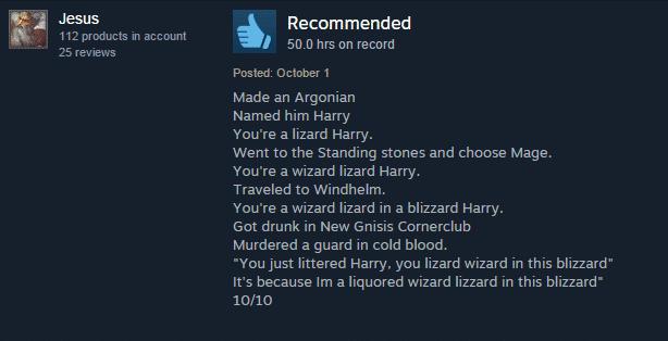 pc gaming le recensioni piu divertenti steam - Le recensioni più divertenti su Steam