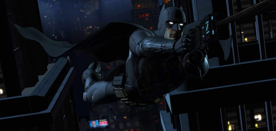 Batman- The Telltale Series