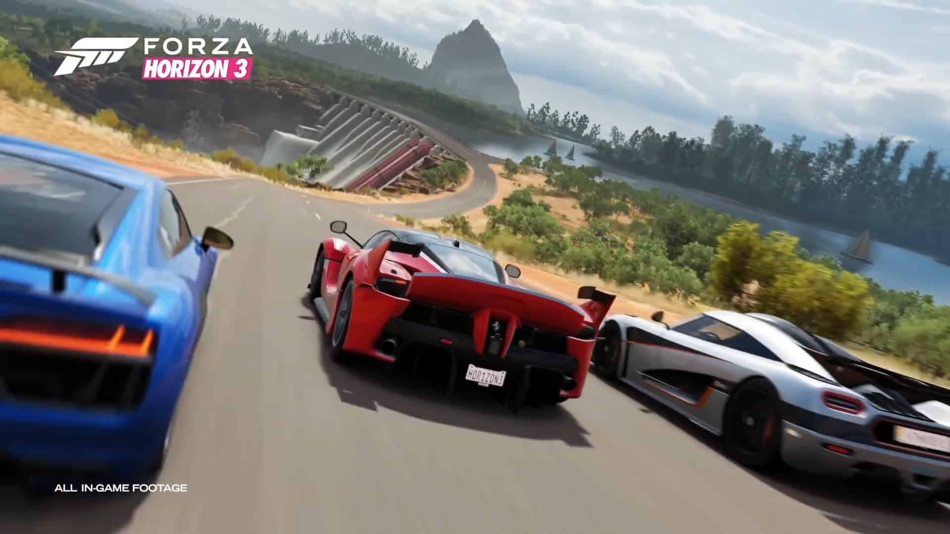 Cars Horizon  Xbox One