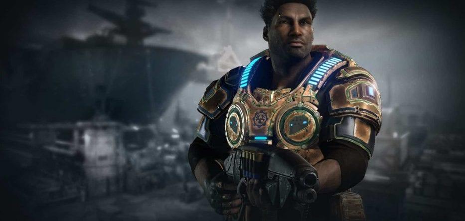 Gears of War 4 PhysX