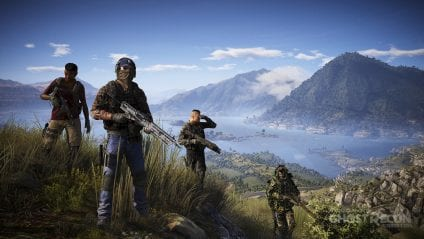 Ghost Recon Wildlands 4