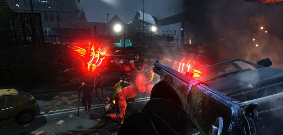 Killing Floor 2 Announce screenshot 1