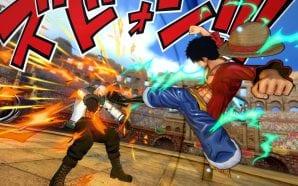One Piece Burning Blood steam