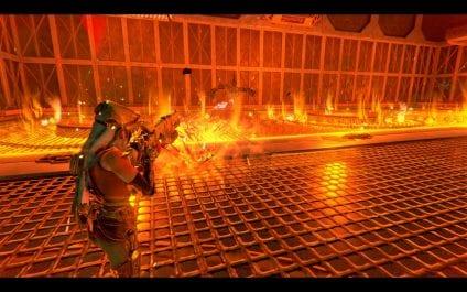 Joule fire combat