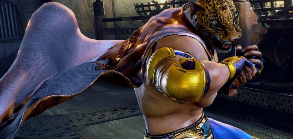 Tekken 7 Fated Retribution king