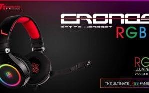 Tt eSPORTS CRONOS RGB 7.1 Gaming Headset
