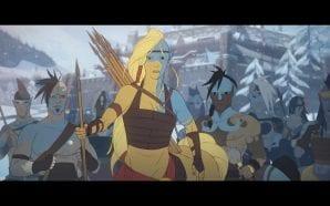 Parte la campagna Kickstarter per Banner Saga 3