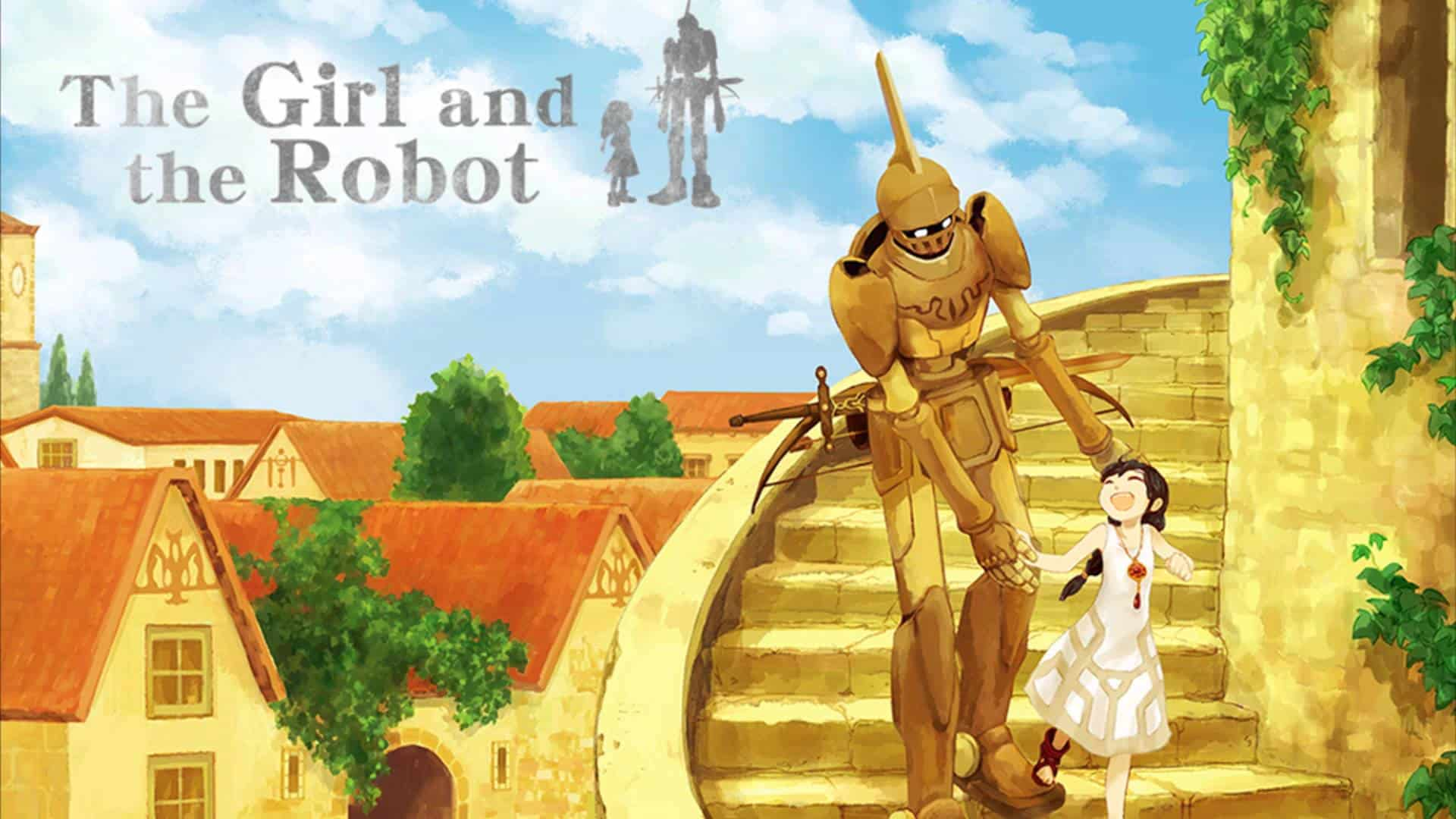 the_girl_and_the_robot cover