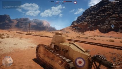 Battlefield 1 Beta 4K (25)