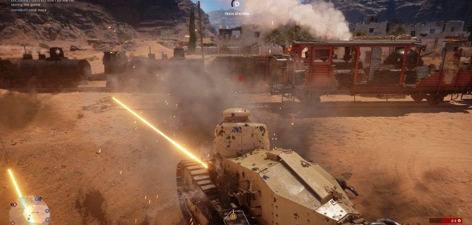 Battlefield 1 Beta 4K (30)