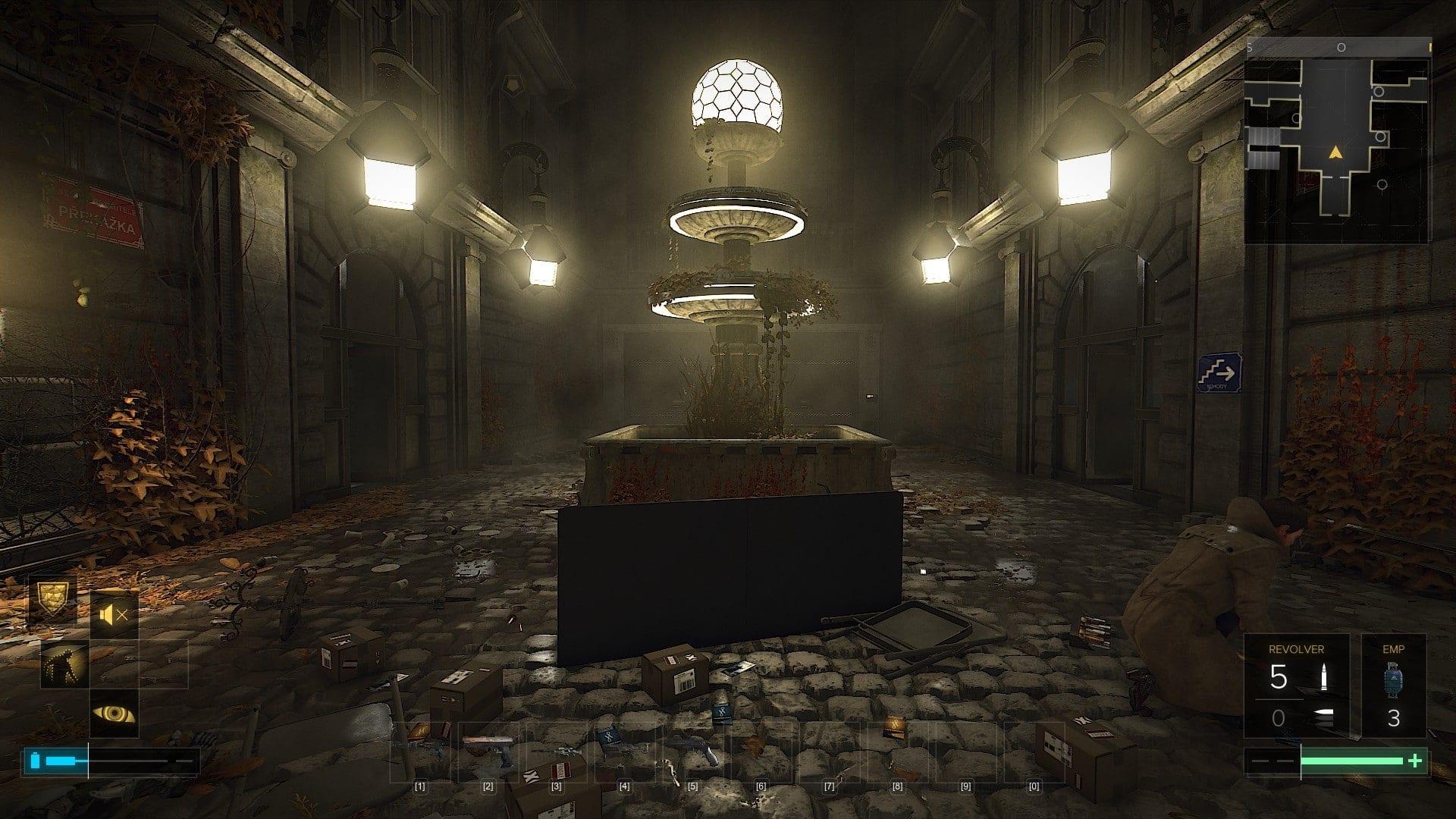 Deus ex mankind divided riflessi massimo - Deus Ex: Mankind Divided - Recensione