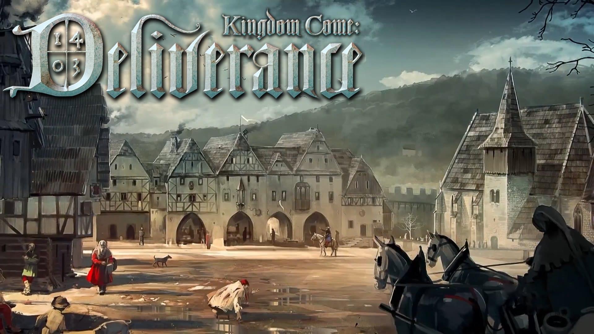 Kingdom Come Deliverance - Come gira...Kingdom Come Deliverance?