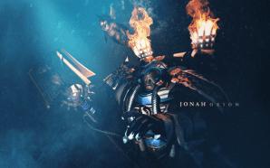 DAWN OF WAR jonah