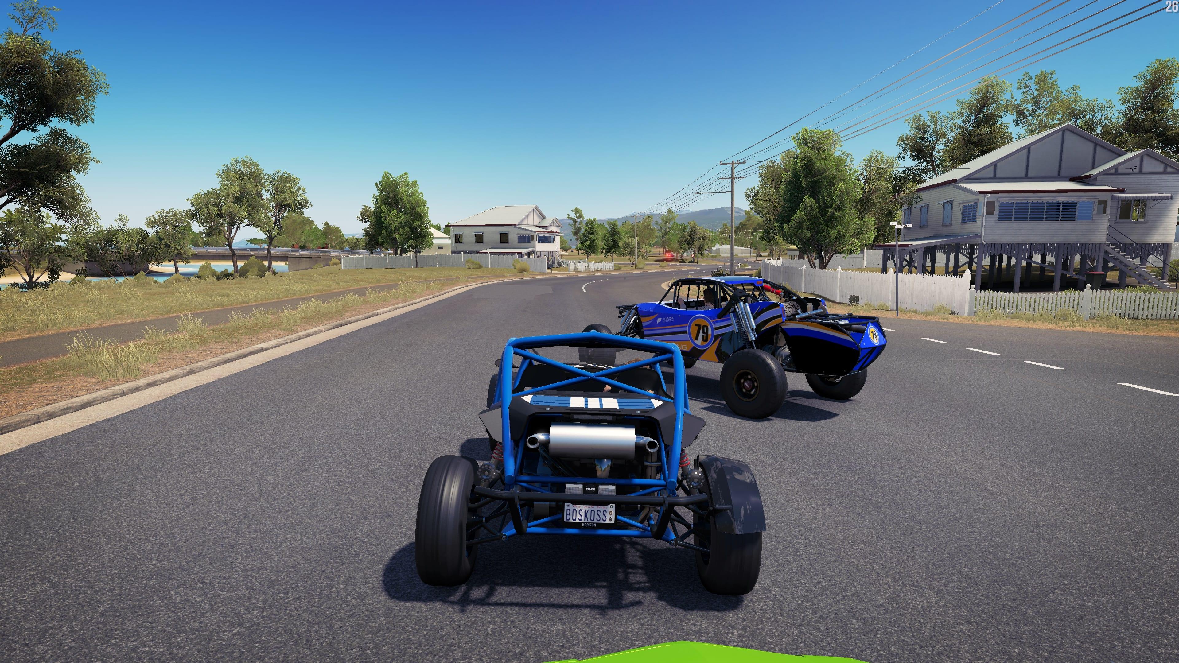 Forza Horizon  Starter Cars Cost