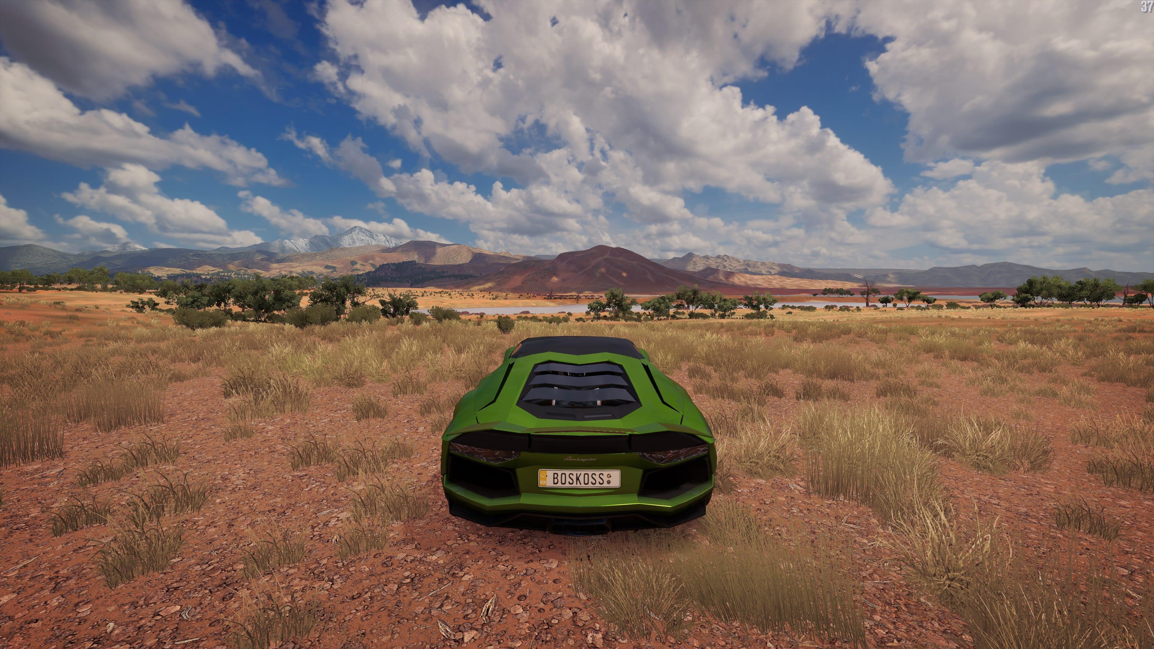 Forza Horizon  Cover Car