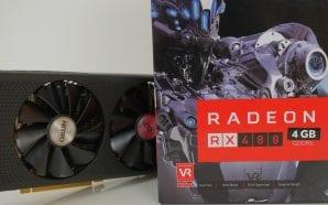 Sapphire RX 480 Nitro+ OC 4GB – Recensione
