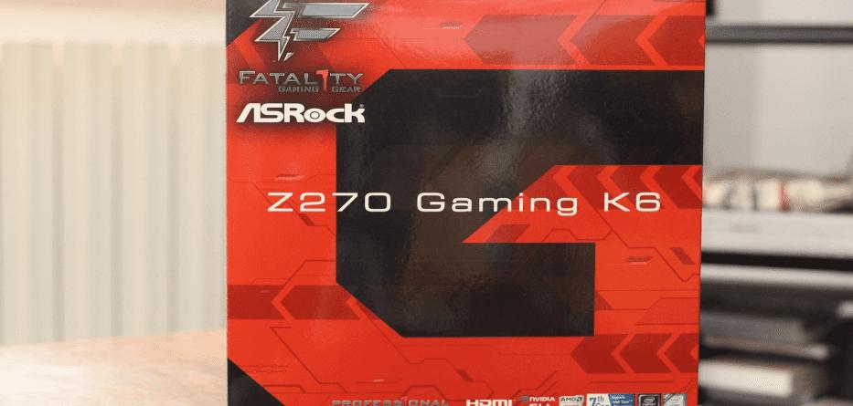 Fatality KS Scatola min min 933x445 - ASRock Fatal1ty Gaming Z270 K6 - Recensione