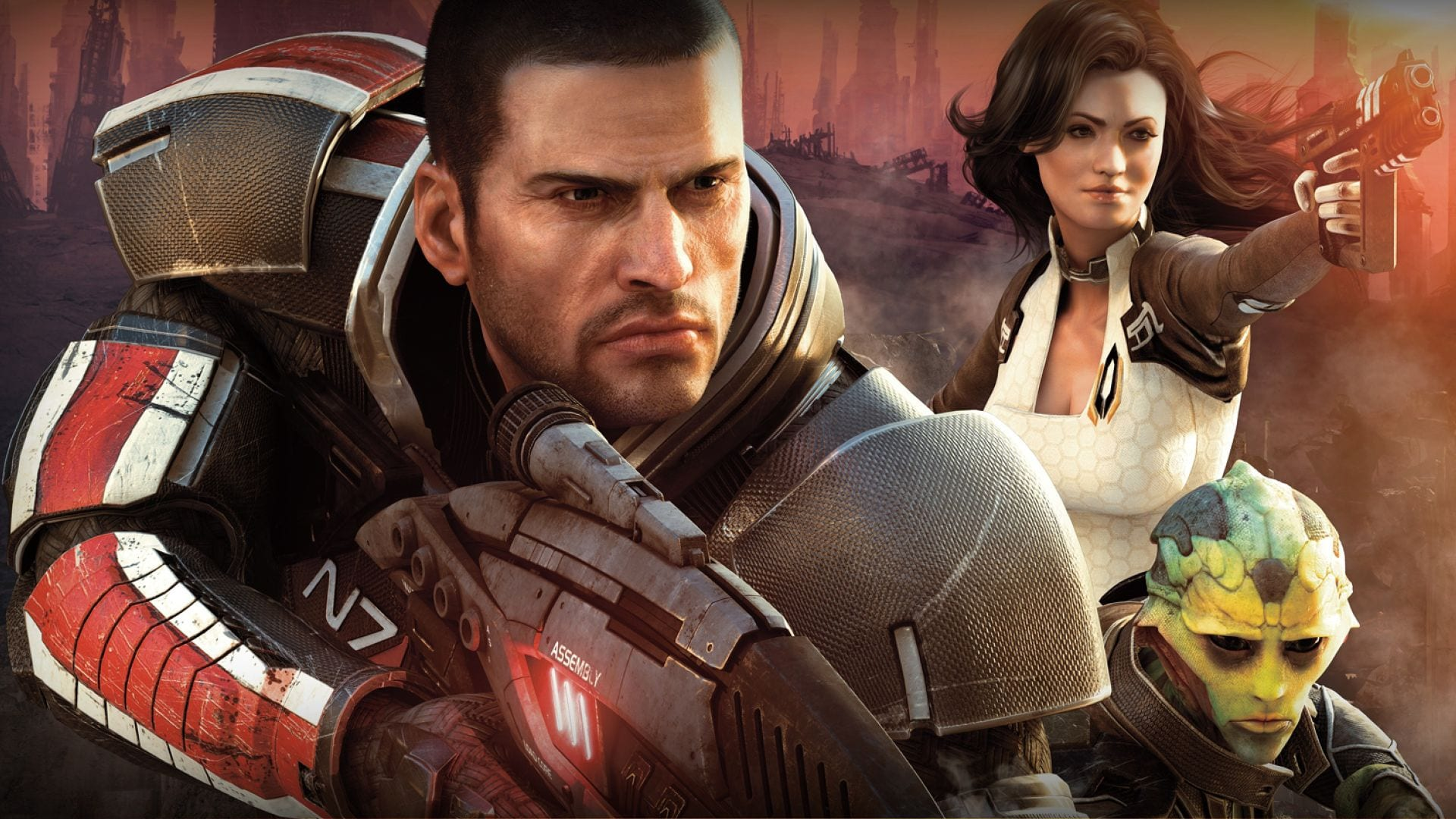 Mass Effect 2 Gratis su Origin - I DLC di Mass Effect 2 e 3 sono ora acquistabili su Origin