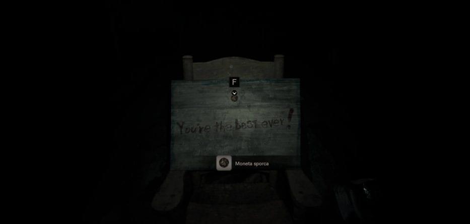 Resident Evil 7 Demo 16 933x445 - Resident Evil 7 Demo: come ottenere la moneta sporca