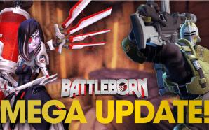 Un grosso aggiornamento invernale per Battleborn