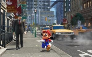 Un buffo trailer di Super Mario Odyssey ricreato in GTA