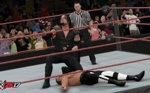 WWE 2K17 uscirà su PC a febbraio
