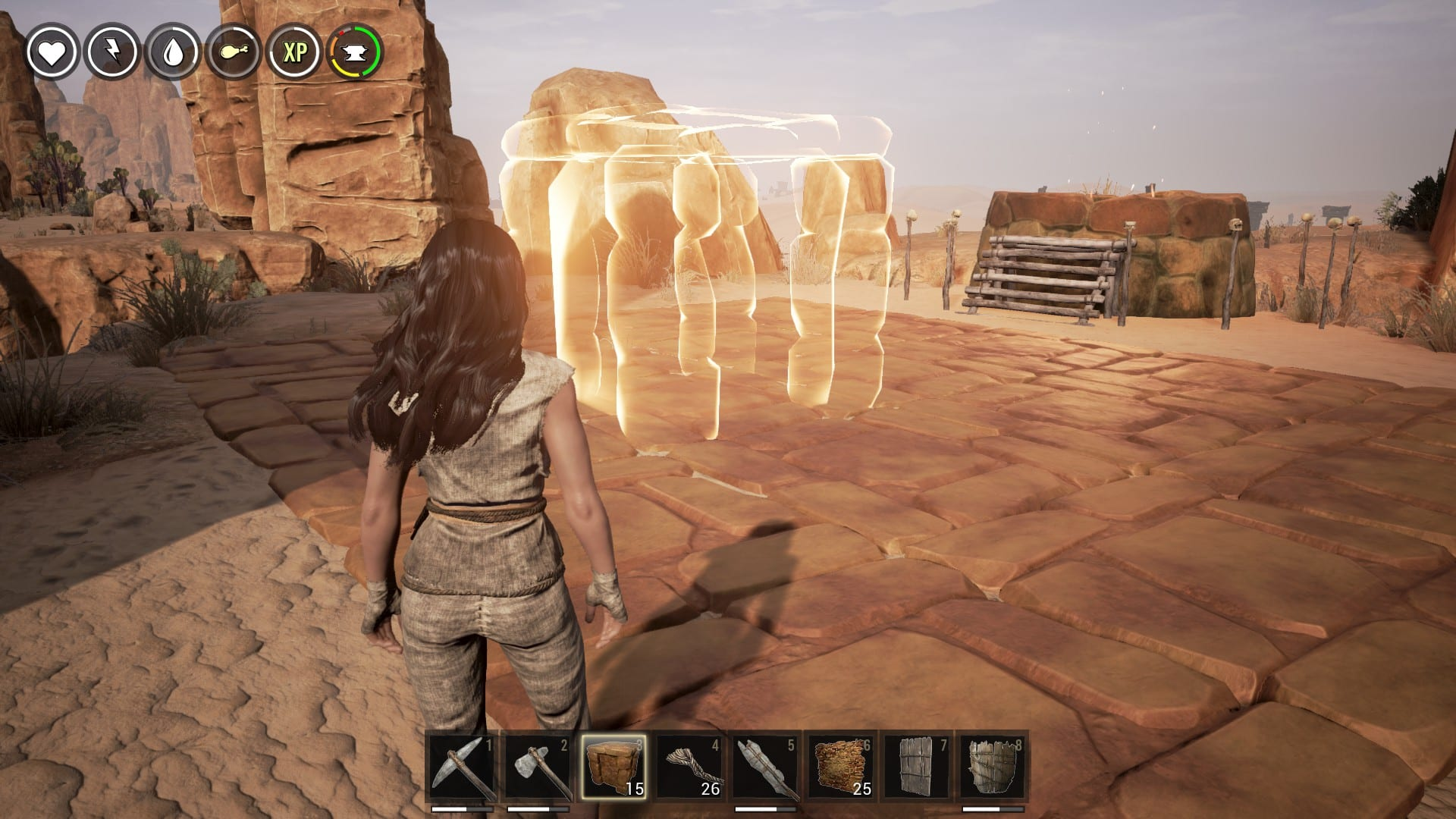 Conan Exiles Pc How To Make Food For Slaves