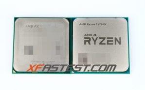 Altri benchmark e immagini per AMD Ryzen 7 1700X