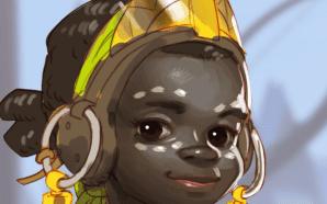 Blizzard rilascia un artwork relativo al ventiquattresimo eroe di Overwatch