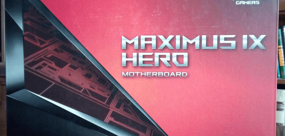 Z270 MAXIMUS IX HERO, ASUS Z270 MAXIMUS IX HERO – Recensione