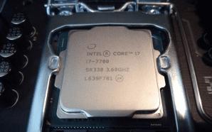 Intel Core i7 7700 – Recensione