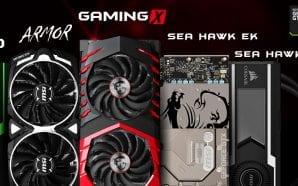 MSI presenta le versioni custom GeForce GTX 1080 Ti