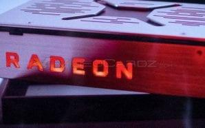 Radeon RX Vega ha bisogno di un sacco di energia