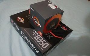 AMD Ryzen 5 già in vendita